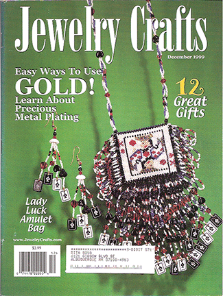 1999 December, Jewelry Crafts Magazine (Used)