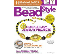 2007 September, Bead Style Magazine, Volume 5 Issue 5