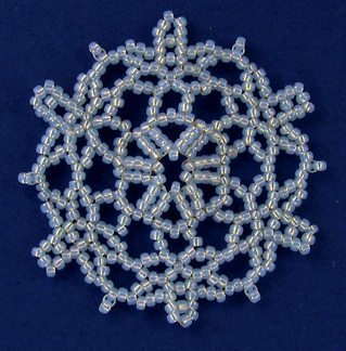 Snowflake #88 Ornament