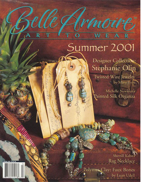 2001 Summer, Belle Armoire, Art to Wear