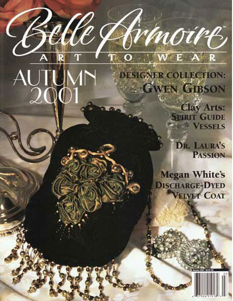 2001 Autumn, Belle Armoire, Art to Wear