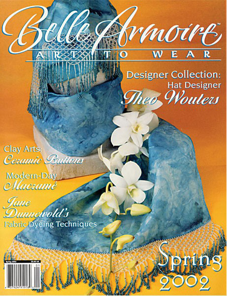 2002 Spring, Belle Armoire, Art to Wear