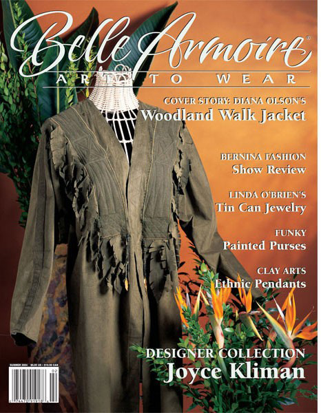2004 Summer, Belle Armoire, Art to Wear
