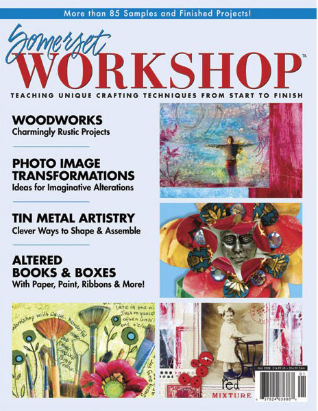 2008 Autumn Somerset Workshop Magazine