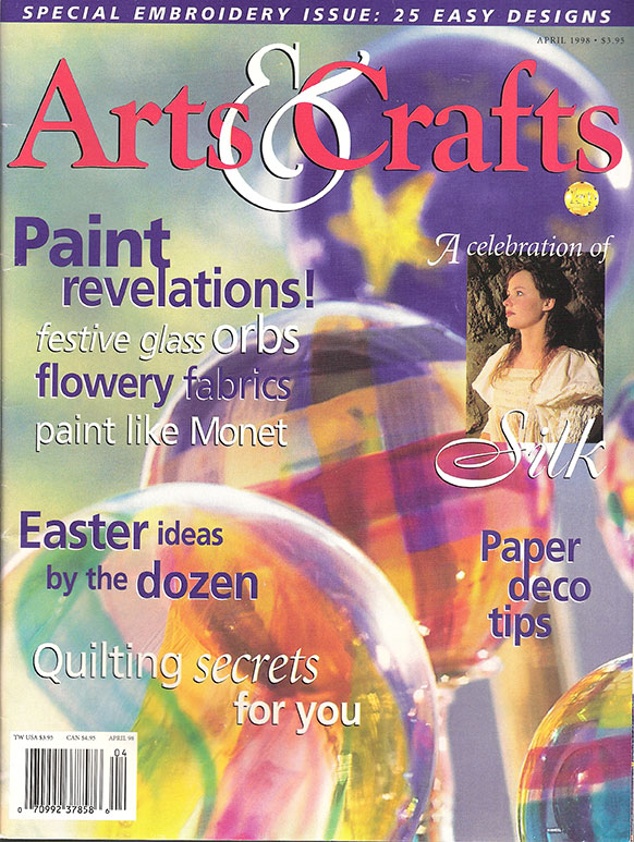 1998 April,  Arts & Crafts Magazine