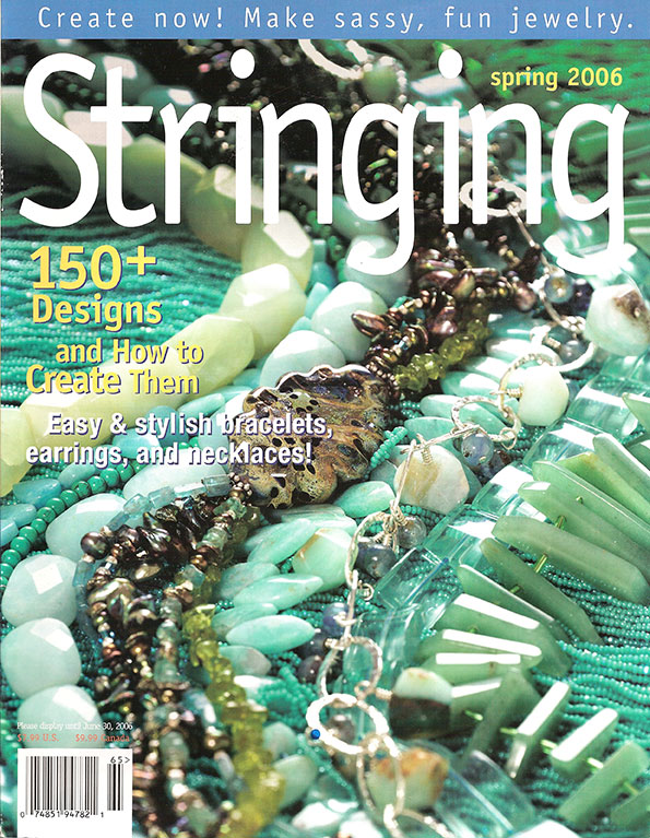 2006 Spring, Stringing Magazine (Used)