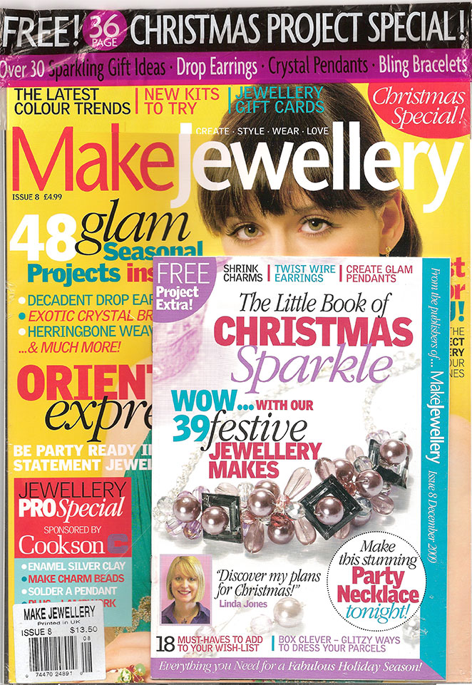 Making Jewellery, Issue 8, December 2009 (New)