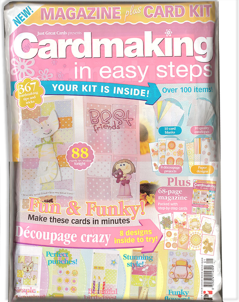 Just Great Cards - Cardmaking Magazine