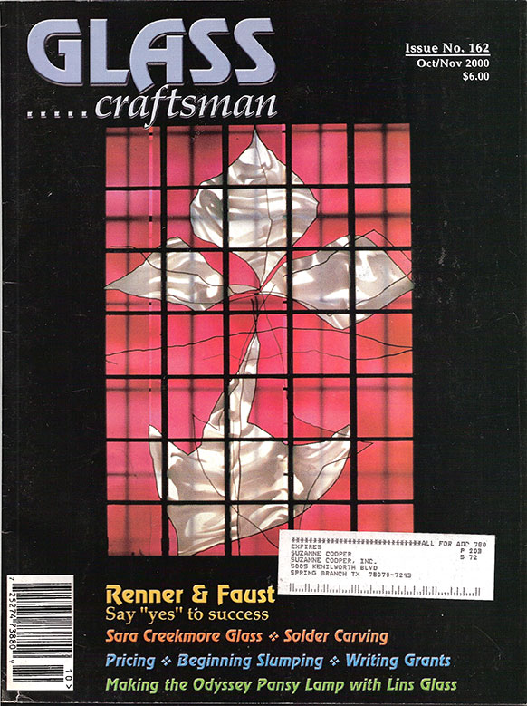 2000 Oct/Nov Glass Craftsman Magazine