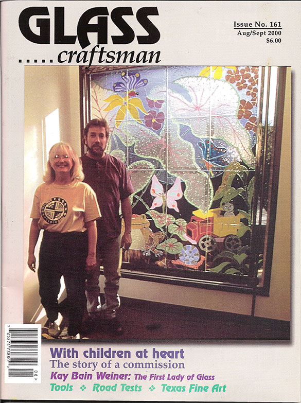 2000 Aug/Sep Glass Craftsman Magazine