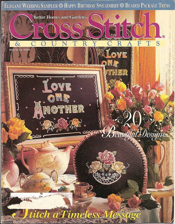1994 May/Jun Cross Stitch & Country Crafts