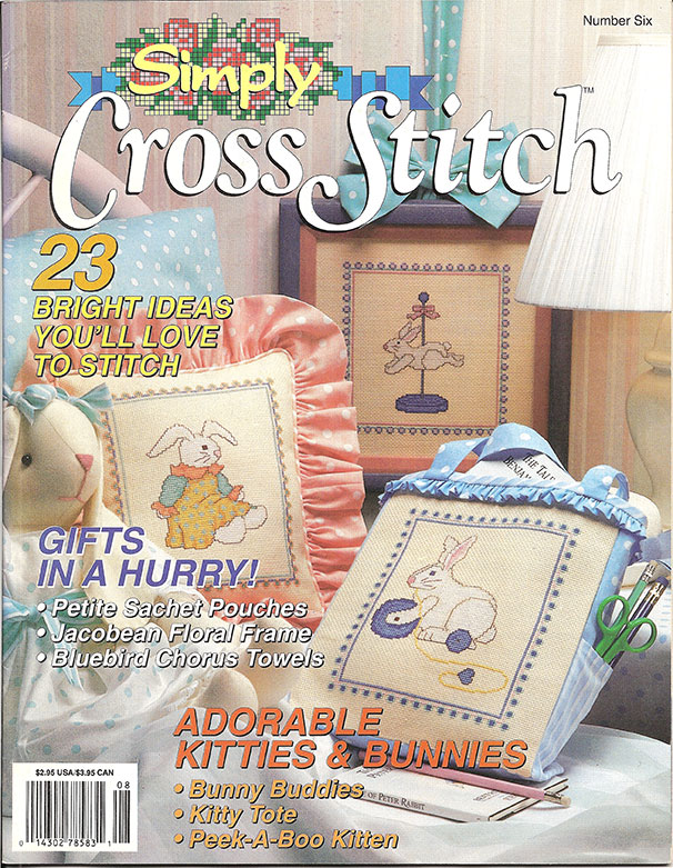 1992 Jul/Aug Simply Cross Stitch