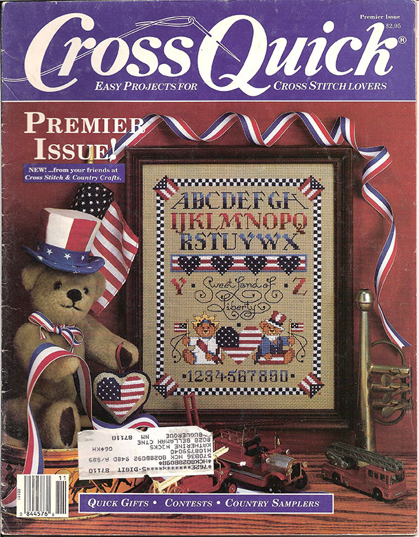 1988 Aug/Sep Cross Quick Magazine