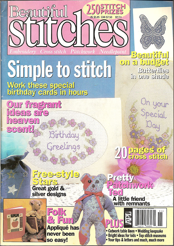Beautiful Stitches Mag, 1997 Sep/Oct