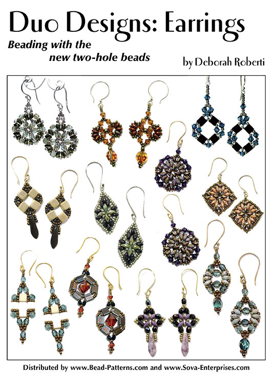 Duo Designs: Earrings E-Book