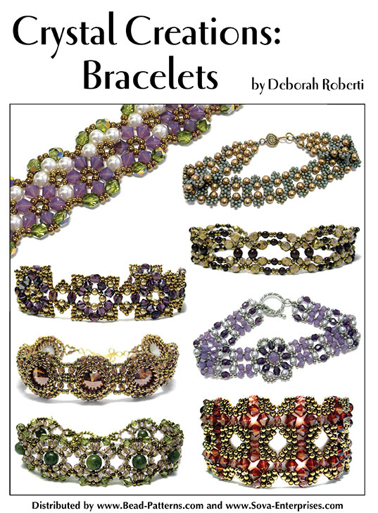 Crystal Creations: Bracelets E-Book