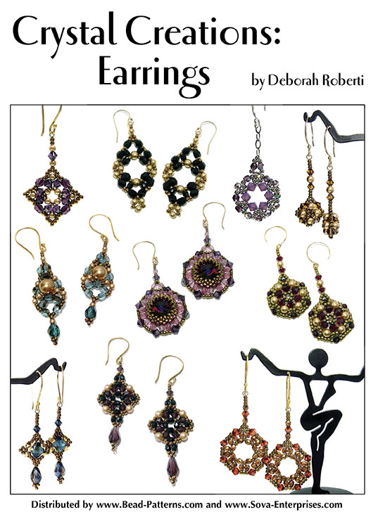 Crystal Creations: Earrings E-Book