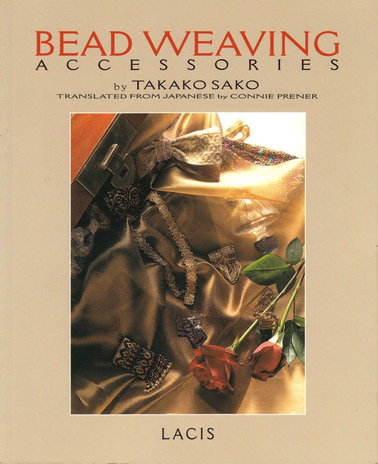 Bead Weaving Accessories, Takako Sako Paperback (Used)