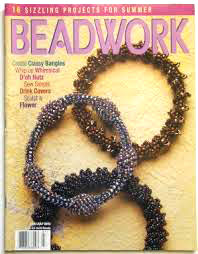 2002 Jun/Jul - BEADWORK magazine Volume 5 Number 3 (Used)