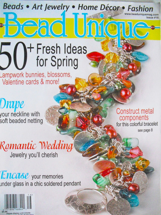 016 Bead Unique Magazine, Issue 16 (Like New)