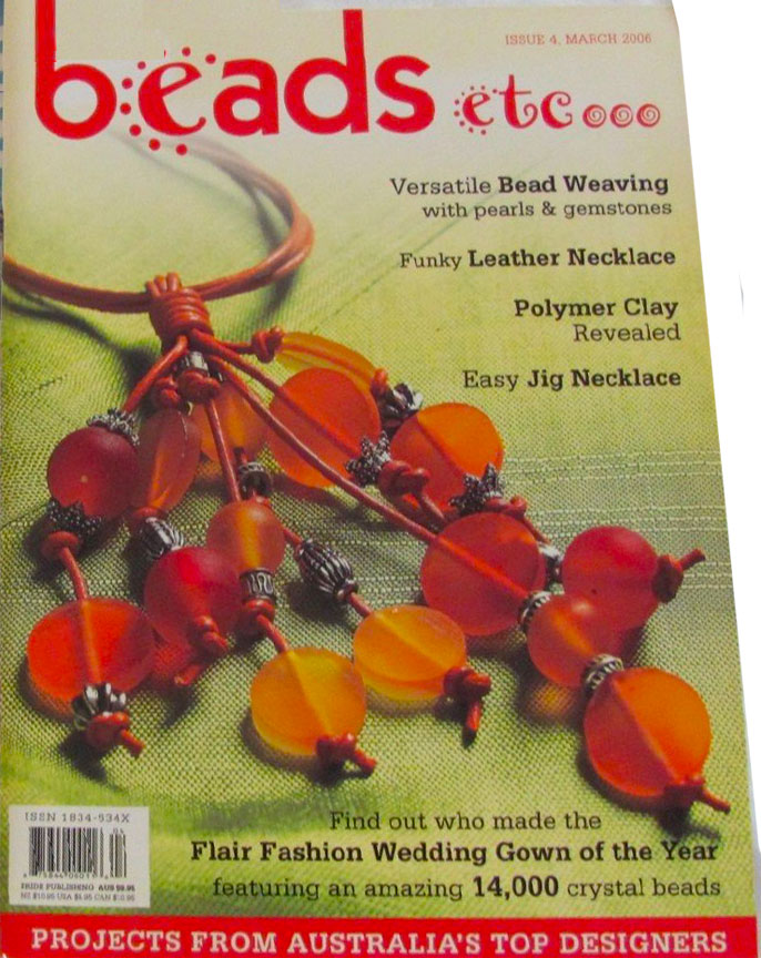 Beads Etc Magazine, Issue 4, March 2006 (Used)