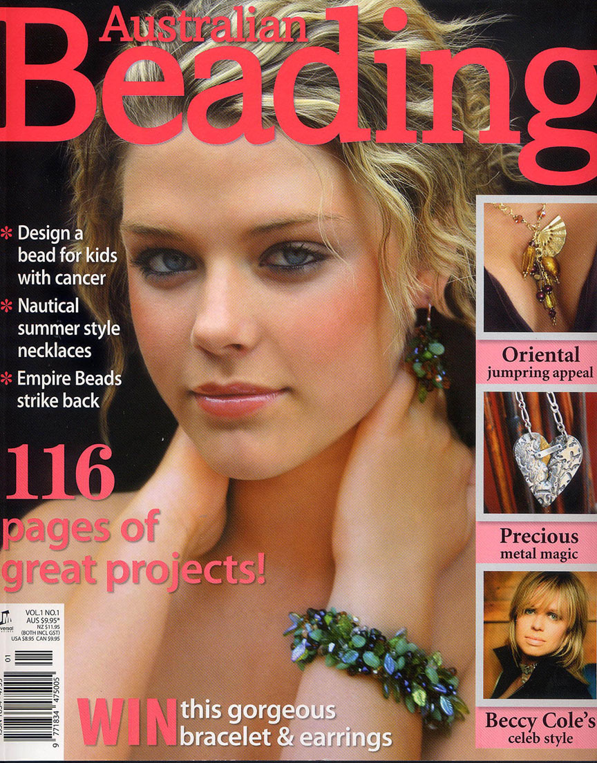 Australian Beading, Vol 1 No 1 (Used)