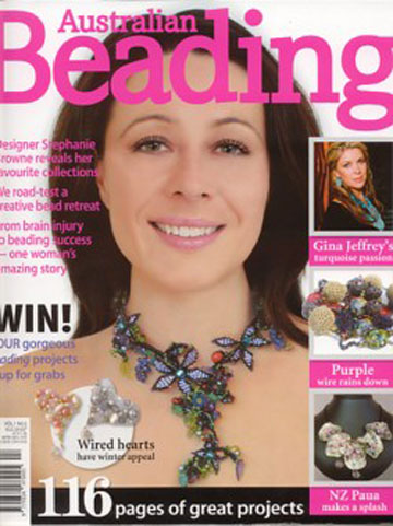 Australian Beading, Vol 1 No 2 (Used)