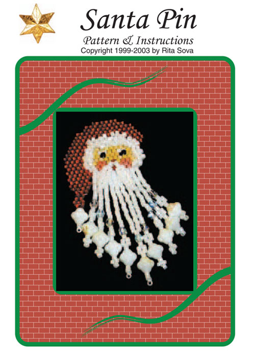 Santa Pin Booklet