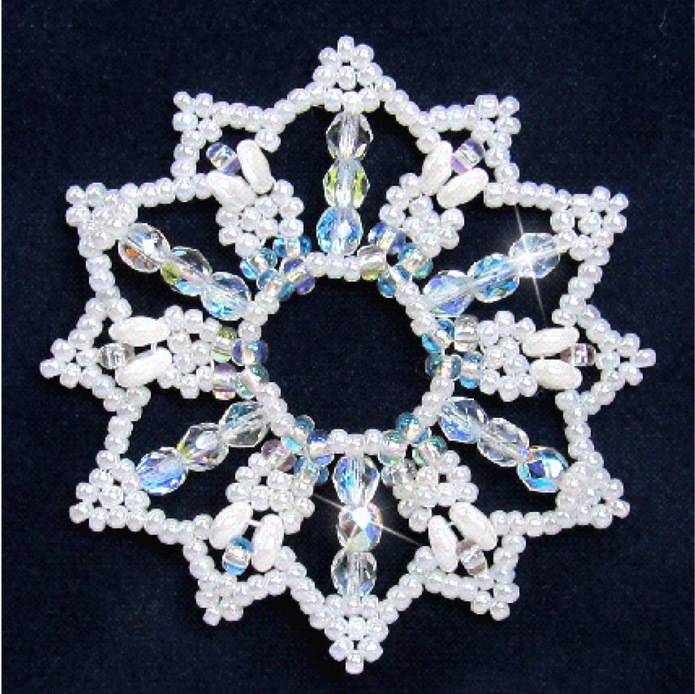Snowflake #101 Ornament