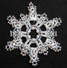 Snowflake #103 Ornament