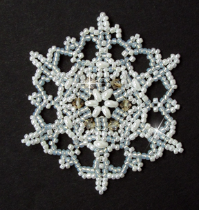 Snowflake #104 Ornament