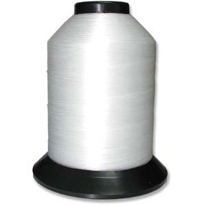 Nymo Thread, 3 oz Spool/Cone, size B, White