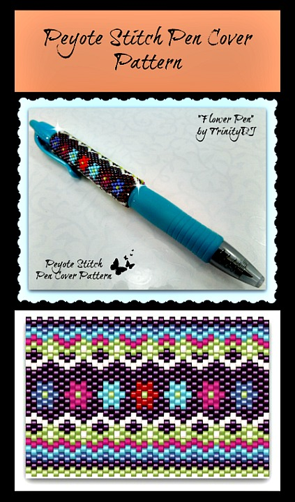 Flowers (Pen Cover)