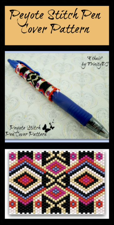 Ethnic (Pen Cover)