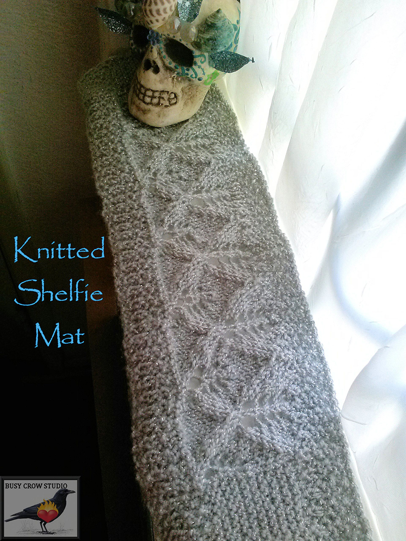 Shelfie Mat to Knit