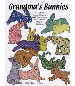 Grandma's Bunnies (CD by Mail or Download PDF)