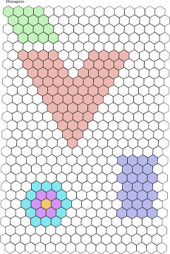 Hexagonal Weave Graph