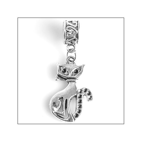 Cat 01 Silver Charm