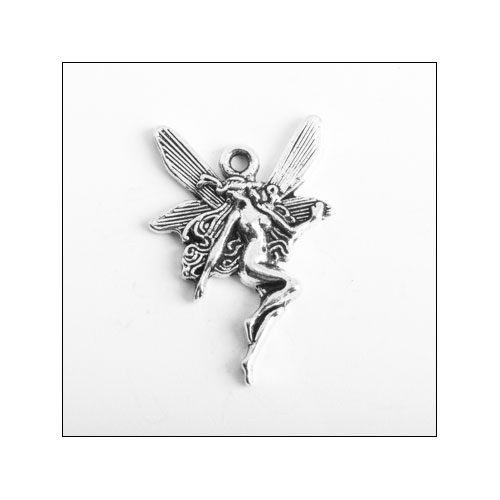 Fairy 01 Silver Charm (no bail)