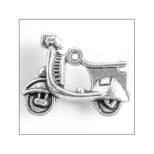 Scooter Silver Charm (no bail)
