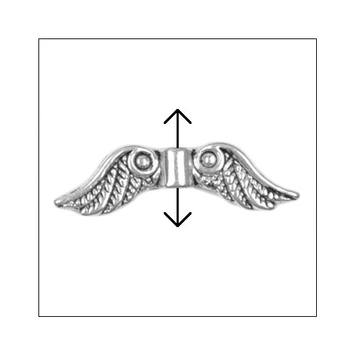 Angel Wings #1 Silver Charm