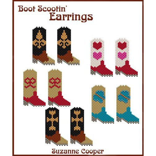 Boot Scootin Earrings
