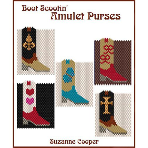 Boot Scootin Amulet Purses