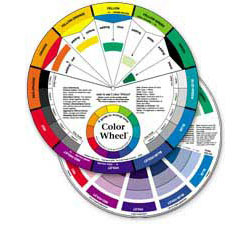 "9-1/4"" Artist's Color Wheel"