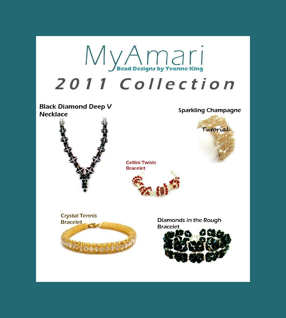 MyAmari Bead Patterns 2011 Collection