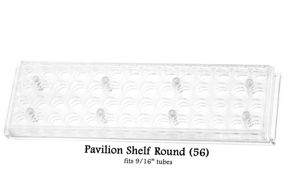 Bead Pavilion Shelf Round (56 Holes)