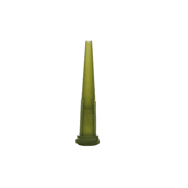 Glue Dispensing 14-gauge Tapered Tips (Olive) (5)