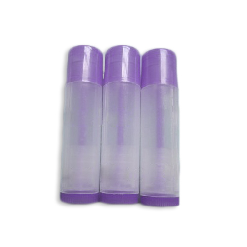 Lip Balm Container Purple (3)