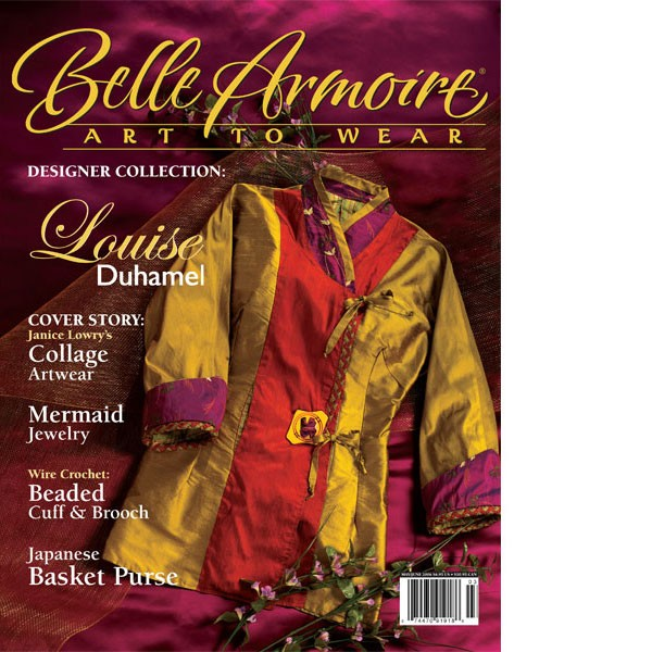 2006 May/Jun, Belle Armoire, Art to Wear
