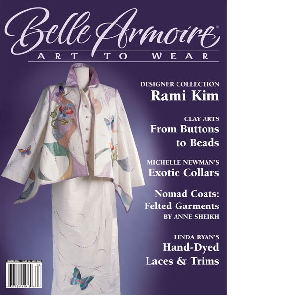 2004 Winter, Belle Armoire, Art to Wear